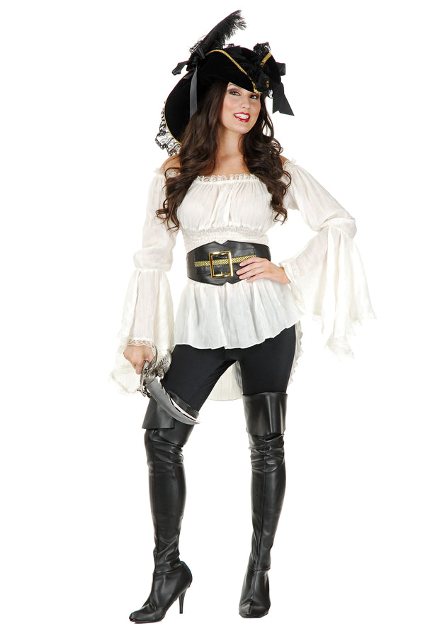 Pirate Lady Blouse (Adult)