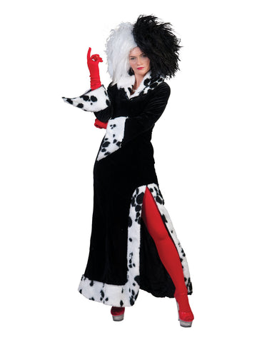 Cruel Lady Costume (Adult)