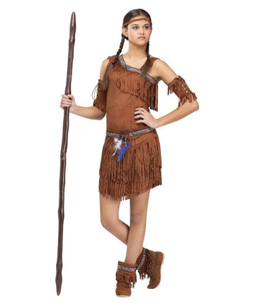 Native American Girl (Teen)