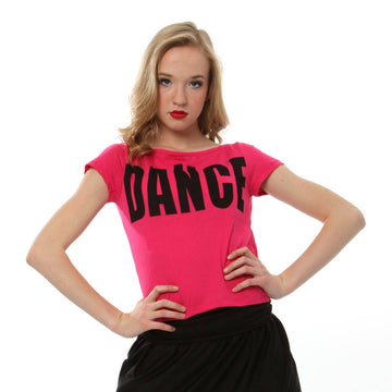 DANCE Logo T-Shirt (Adult)