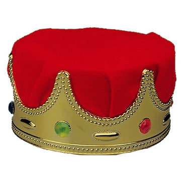 Jeweled Royal Crown (Adult)