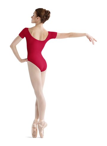 Cap Sleeve Leotard by Bloch (Adult)