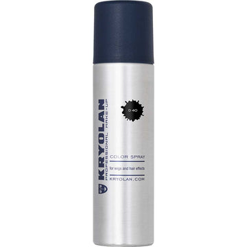 Intense Color Hairspray by Kryolan