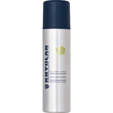 Glitter Hairspray by Kryolan