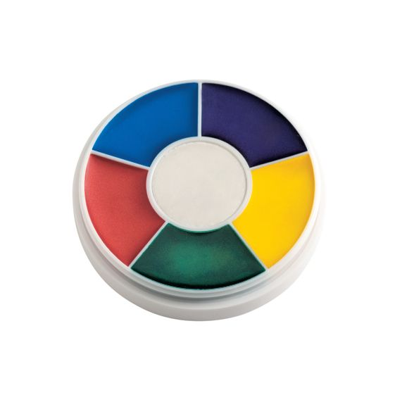Lumiere Creme Palette Wheel (6 colors) by Ben Nye