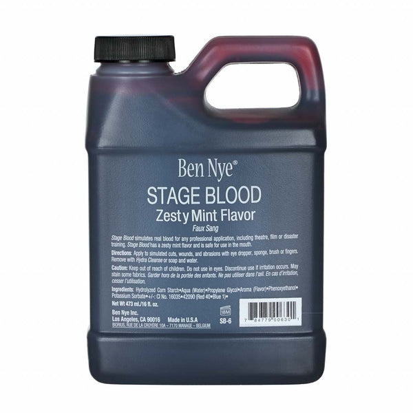 Stage Blood by Ben Nye