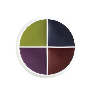 Bruises Creme FX Color Wheel by Ben Nye