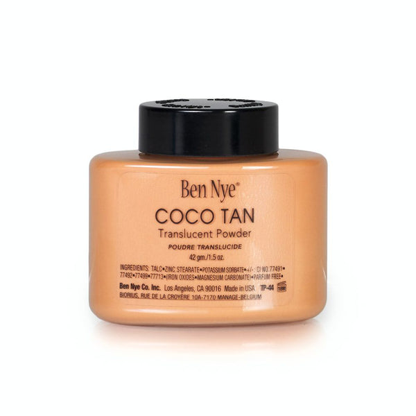 Coco Tan Translucent Face Powder by Ben Nye