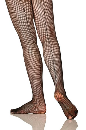 Backseam Fishnets by Mondor (Child)