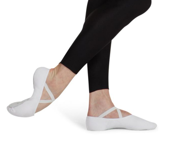 Romeo Canvas Split-Sole Ballet by Capezio (Men)