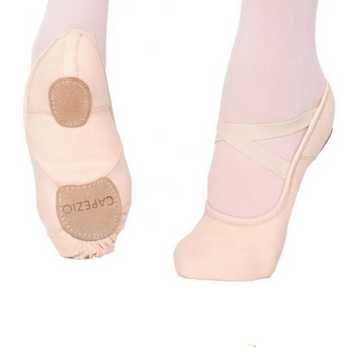 Hanami Ballet Canvas Split Sole by Capezio (Adult)