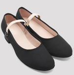 "Accent Canvas Exam Shoe 1"" Heel by Bloch"