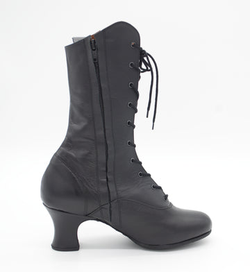 Victorian Style Can Can Saloon Girl Boot by Menkes