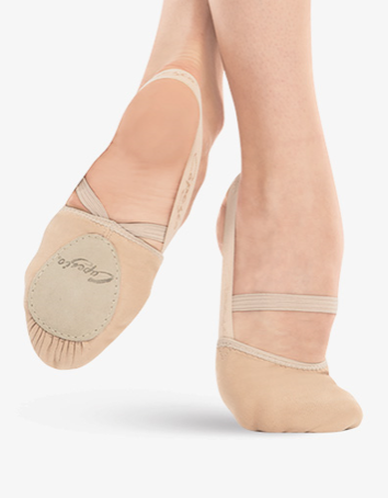 Pirouette Canvas by Capezio