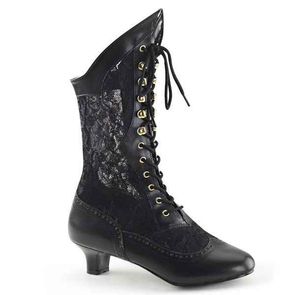 Lace Victorian Boot (Adult)