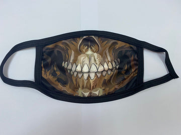 Skeleton PPE Mask