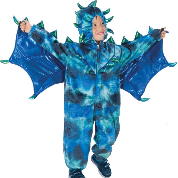 Deluxe Dragon Costume (Child)