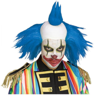 Twisted Clown Wig