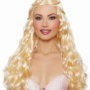 Warrior Queen Wig