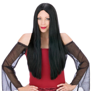 Long & Lovely Wig Black