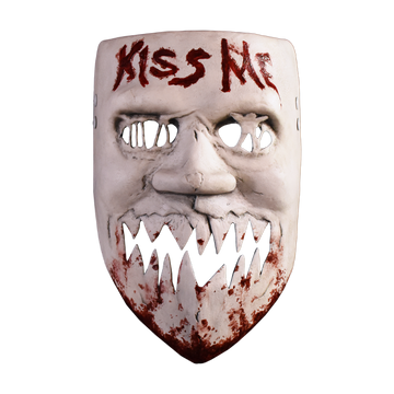 The Purge Election Year Kiss Me Mask