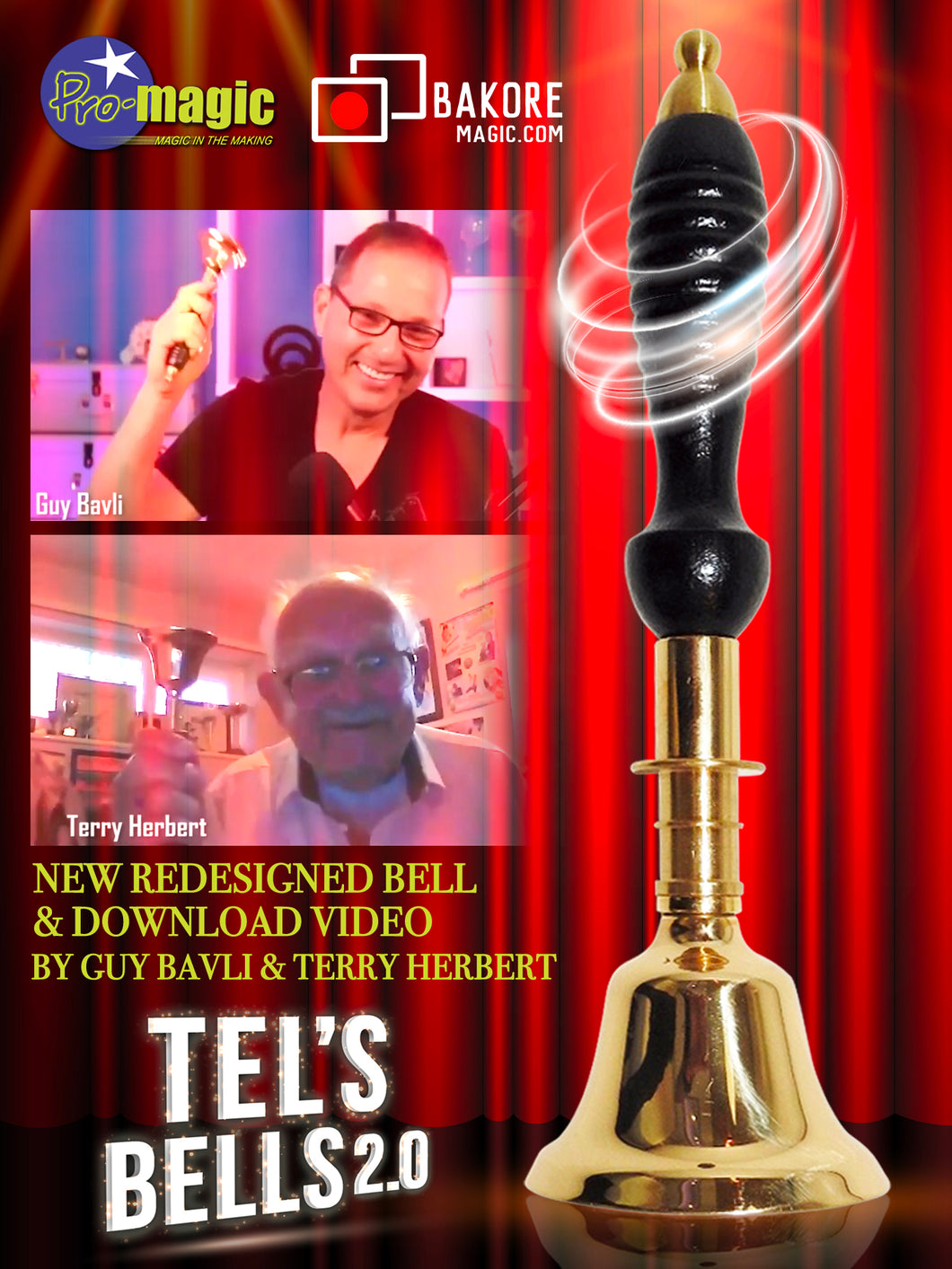 Tell's Bells 2.0 + Download Video