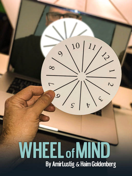 Wheel of Mind mentalism