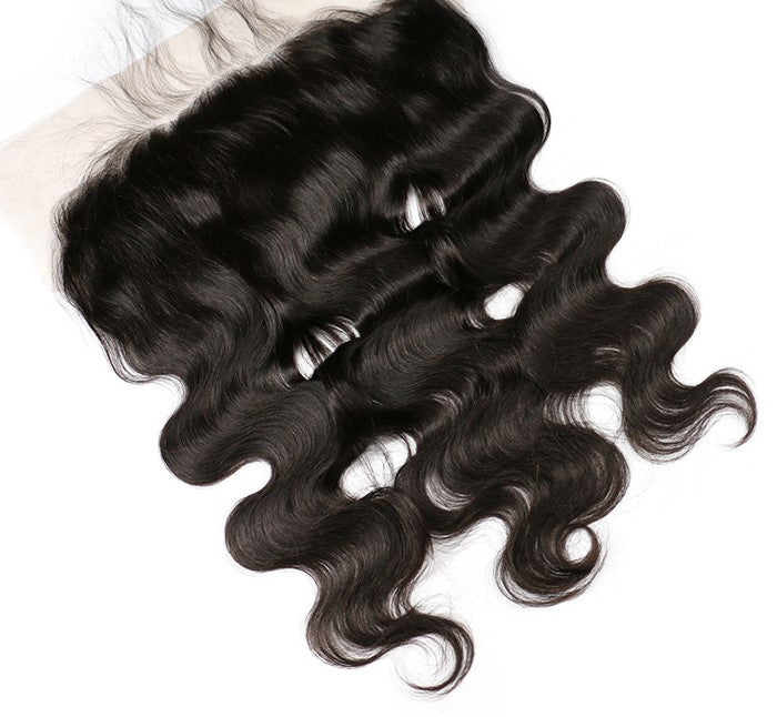 Mink Swiss Lace Frontal - 13X4