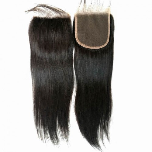 Mink Swiss Lace Closure - 4x4
