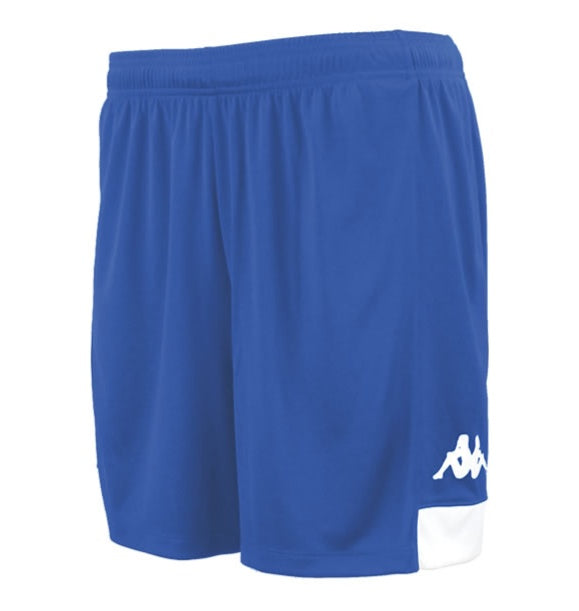 Kappa Paggo Football Shorts (Blue Nautic/White)