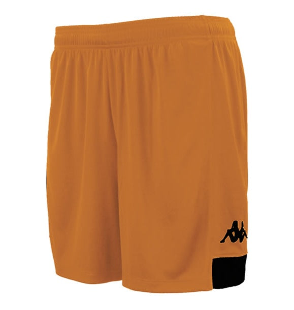 Kappa Paggo Football Shorts (Orange/Black)