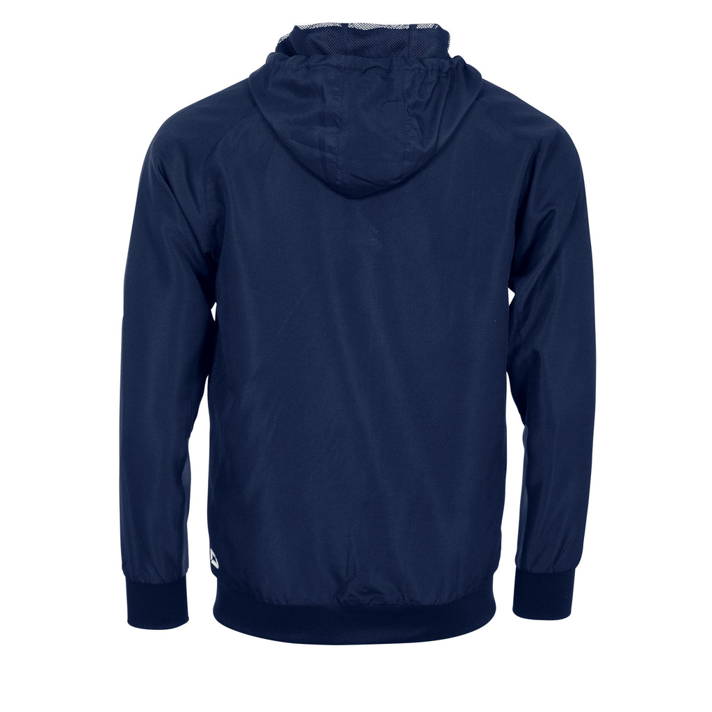 Stanno Centro Micro Hooded Jacket (Navy)