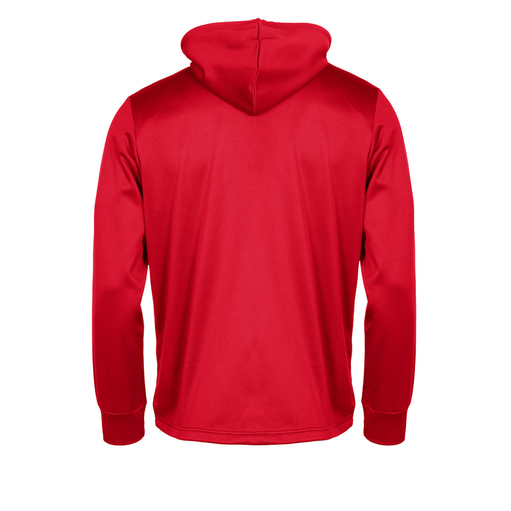 Stanno Field Hooded Jacket (Red)