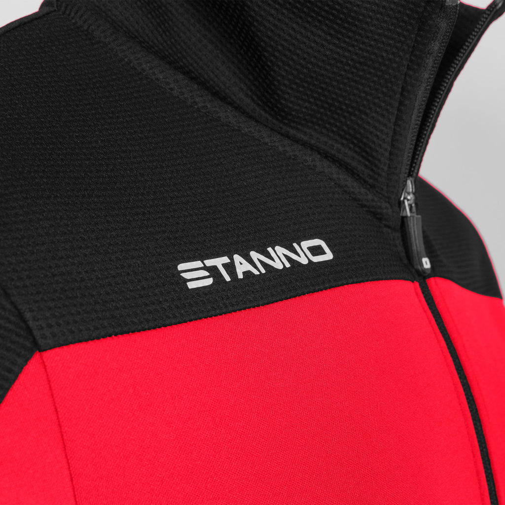 Stanno Pride TTS Training Jacket (Red/Black)