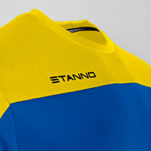 Load image into Gallery viewer, Stanno Pride Training Top Round Neck (Royal/Yellow)