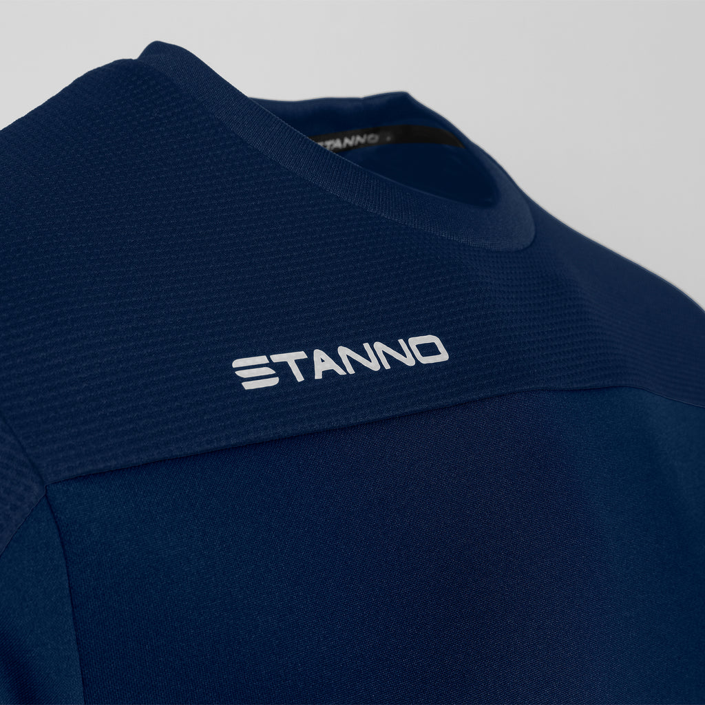 Stanno Pride Training Top Round Neck (Navy/White)