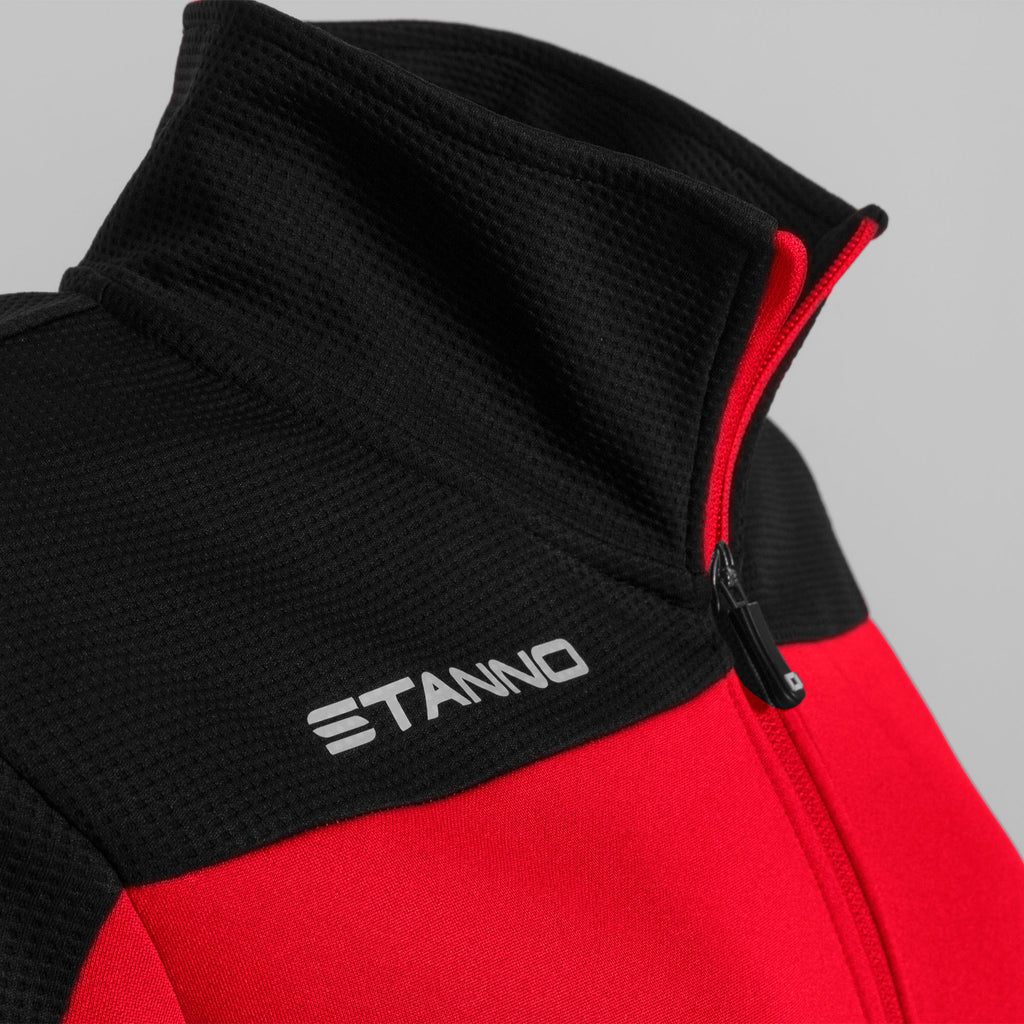 Stanno Womens Pride TTS Training Jacket (Red/Black)