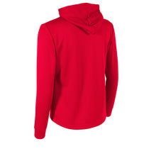 Load image into Gallery viewer, Stanno Womens Field Hooded Jacket (Red)