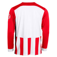 Load image into Gallery viewer, Stanno Brighton LS Football Shirt (Red/White)