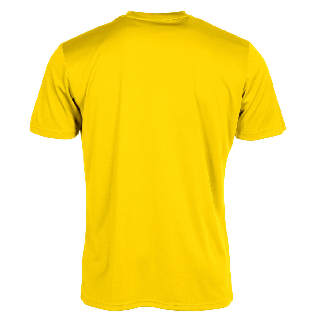 Stanno Field SS Football Shirt (Yellow)