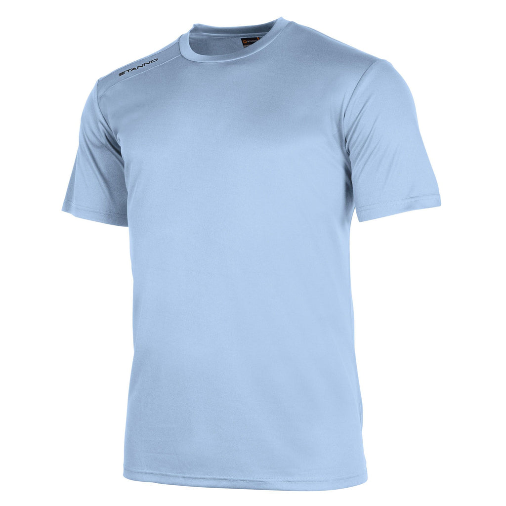 Stanno Field SS Football Shirt (Sky Blue)