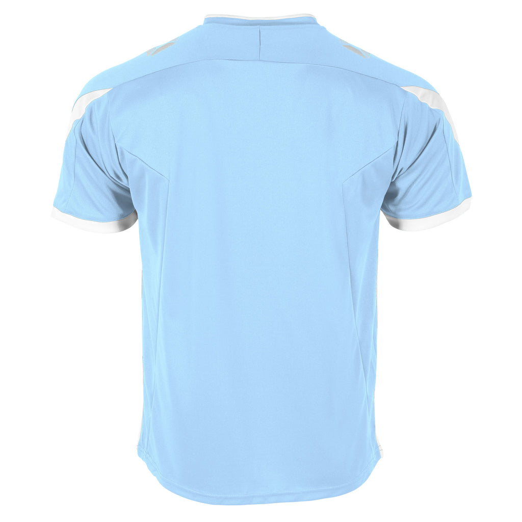 Stanno Drive SS Football Shirt (Sky Blue/White)