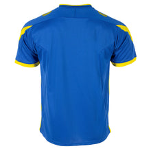 Load image into Gallery viewer, Stanno Drive SS Football Shirt (Royal/Yellow)