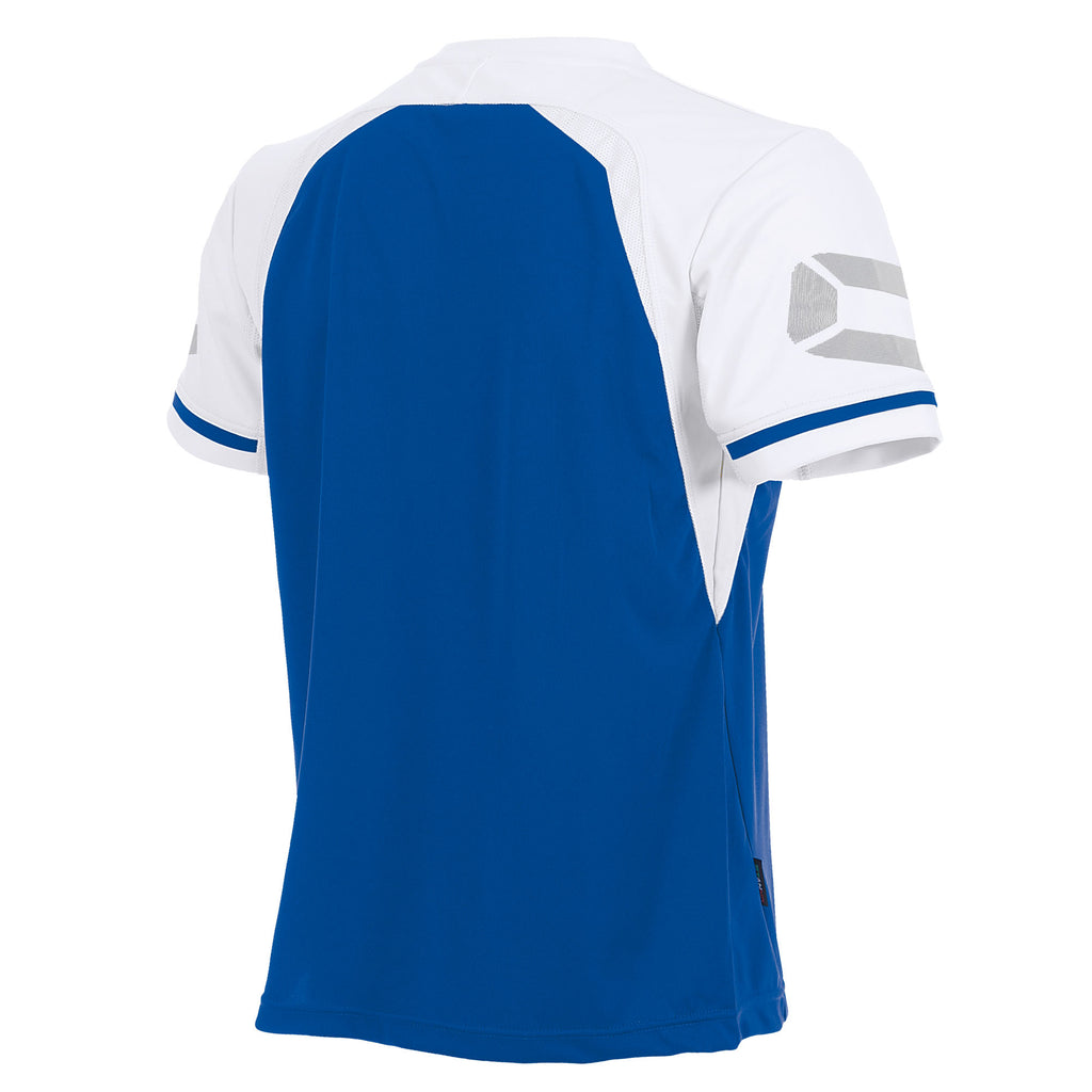 Stanno Liga SS Football Shirt (Royal/White)