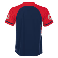 Load image into Gallery viewer, Stanno Liga SS Football Shirt (Navy/Red)