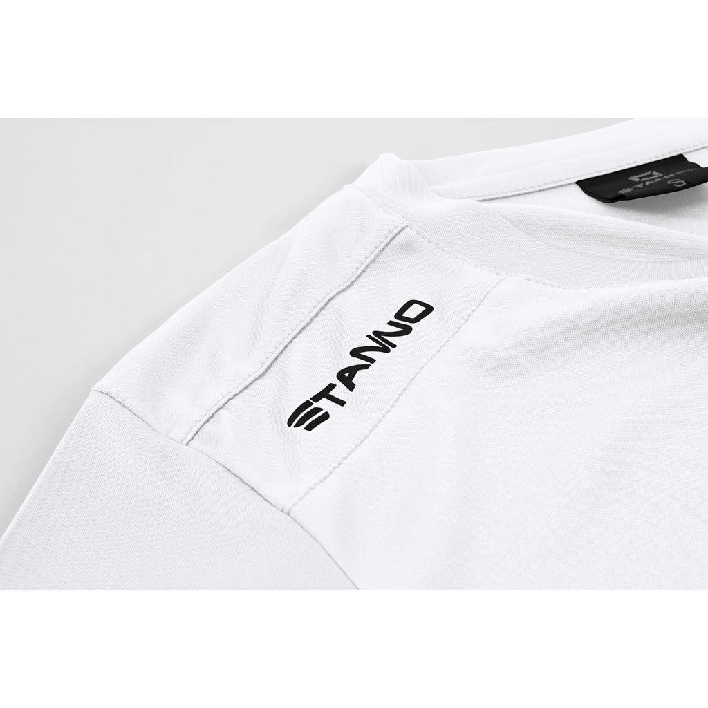 Stanno Womens Field SS Football Shirt (White)