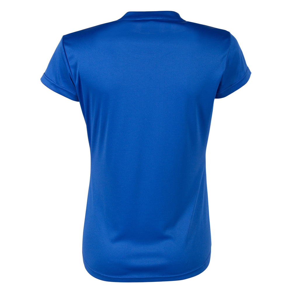 Stanno Womens Field SS Football Shirt (Royal)