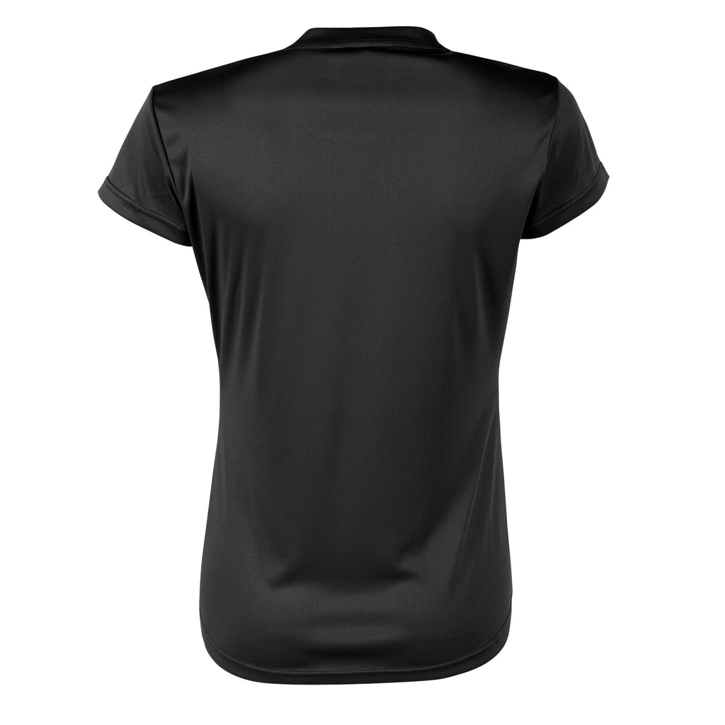 Stanno Womens Field SS Football Shirt (Black)