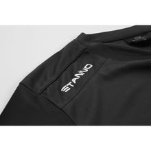 Load image into Gallery viewer, Stanno Womens Field SS Football Shirt (Black)