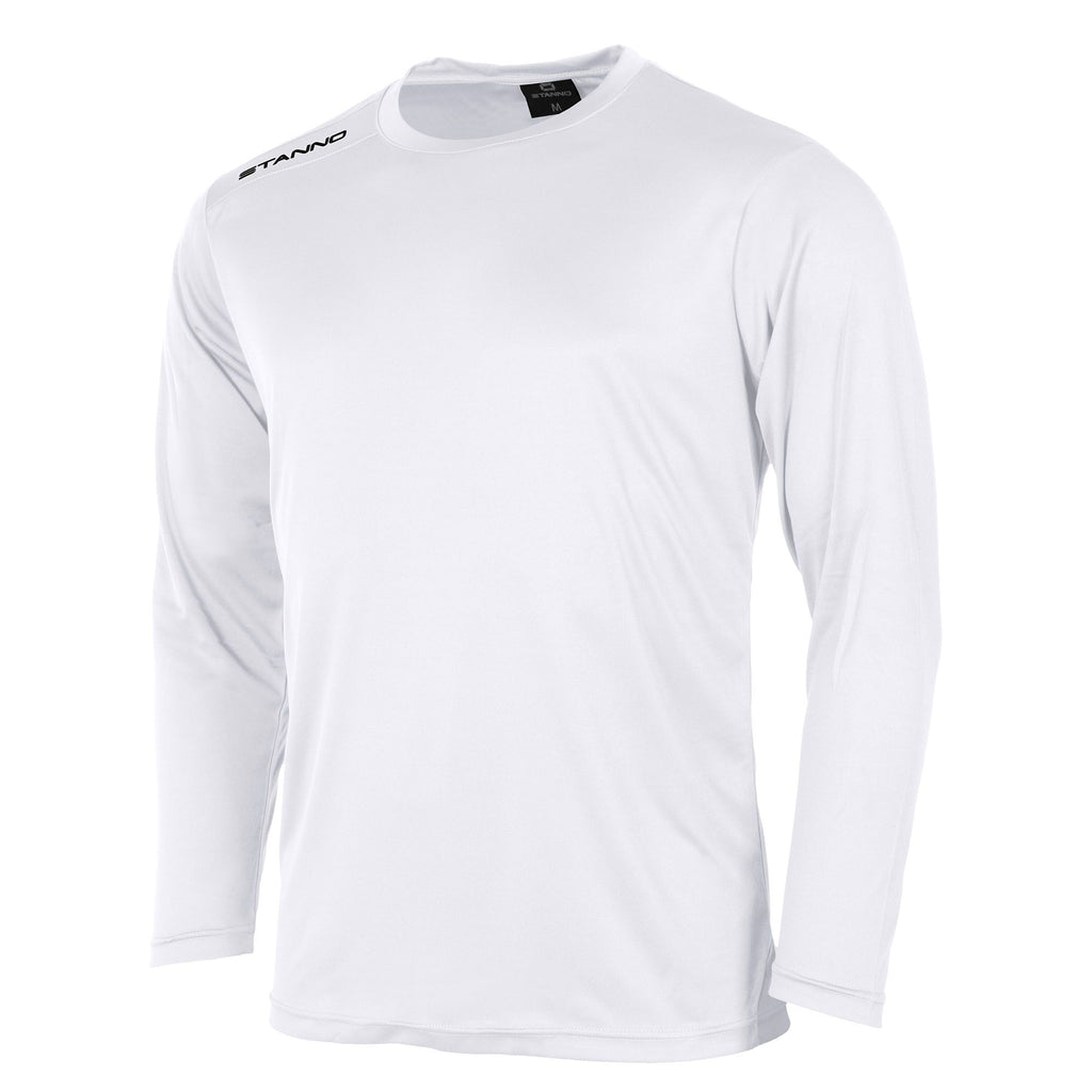 Stanno Field LS Football Shirt (White)